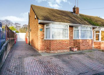 Thumbnail 2 bed bungalow for sale in Ashfield Avenue, Raunds