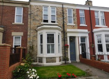 Thumbnail 3 bed terraced house to rent in Park Crescent, North Shields