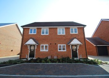 Thumbnail 3 bedroom semi-detached house for sale in Marjoram Avenue, Cranleigh, Surrey