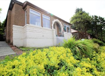 Thumbnail 3 bed detached bungalow for sale in Sunnyside Drive, Glasgow
