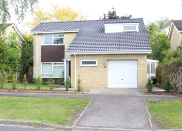 Thumbnail 3 bed detached house to rent in Audley Park Road, Bath