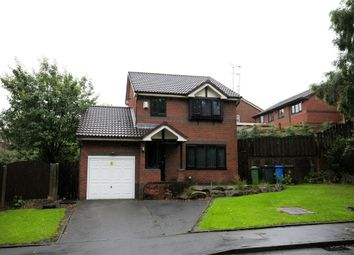 Thumbnail 4 bed detached house for sale in Walkerwood Drive, Stalybridge, Greater Manchester