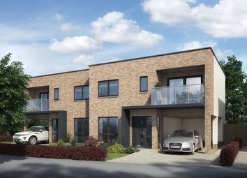 Thumbnail 3 bed property for sale in Forth Park Residences, Kirkcaldy, Fife