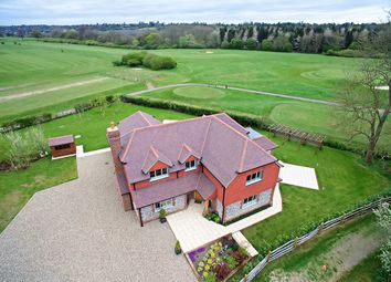 Thumbnail 5 bed detached house for sale in Surrey Downs Golf Club, Outwood Lane, Kingswood