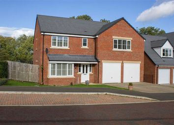 Thumbnail 5 bed detached house for sale in Magdalene Court, Wooler, Northumberland
