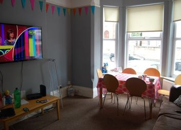 Thumbnail 5 bed terraced house to rent in Arthur Street, Nottingham