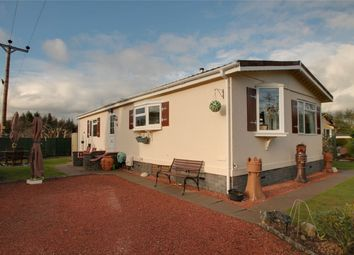 Thumbnail 3 bed mobile/park home for sale in 24 Southwaite Green Mill, Eamont Bridge, Penrith, Cumbria