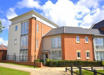 Thumbnail 1 bedroom flat to rent in Scribers Drive, Upton, Northampton