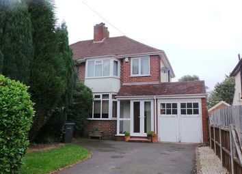 Thumbnail 3 bed semi-detached house for sale in Four Oaks Common Road, Four Oaks, Sutton Coldfield
