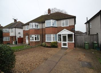 Thumbnail 3 bed semi-detached house to rent in Cunliffe Road, Stoneleigh