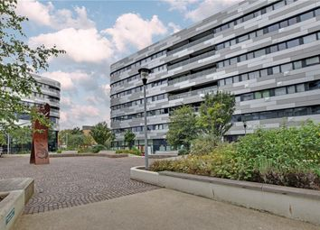 Thumbnail 1 bed flat for sale in Lambarde Square, Greenwich, London