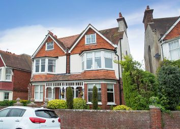 5 bed semi-detached house for sale in Hurst Road, Eastbourne BN21