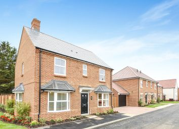 Thumbnail 4 bed detached house for sale in Meadow View, Main Road, Nutbourne