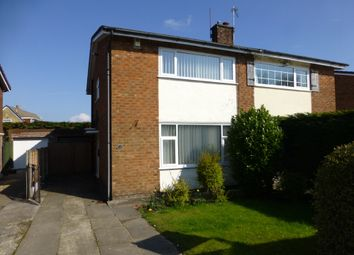 Thumbnail 3 bed semi-detached house to rent in The Close, New Longton, Preston