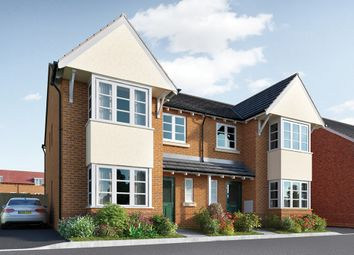 Thumbnail 4 bed detached house for sale in Orleton Lane, Telford, Shopshire