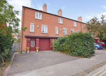 Thumbnail 4 bed town house for sale in Calvert Street, Derby