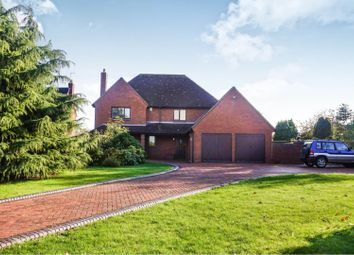 Thumbnail 3 bed detached house for sale in Wellington Road, Muxton Telford