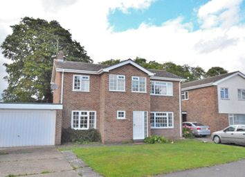 Thumbnail 4 bedroom detached house to rent in Longcroft, Stansted, Essex