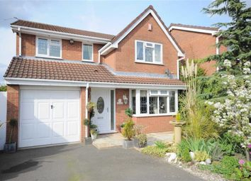 Thumbnail 4 bed property for sale in Bolberry Close, Longton, Stoke-On-Trent