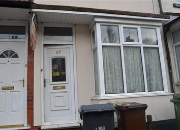 Thumbnail 3 bed terraced house to rent in Norfolk Road, Wolverhampton