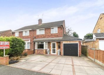 Thumbnail 3 bed semi-detached house for sale in Linksview Crescent, Worcester, Worcestershire