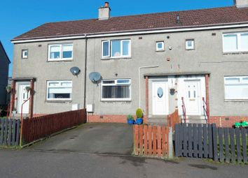 Thumbnail 2 bedroom terraced house for sale in Dyfrig Street, Shotts, North Lanarkshire