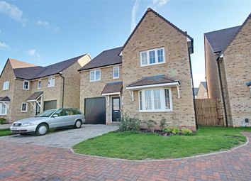 Thumbnail 4 bed detached house for sale in Hendrey Place, Godmanchester, Huntingdon
