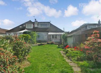 Thumbnail 2 bedroom semi-detached bungalow for sale in Crewes Avenue, Warlingham, Surrey