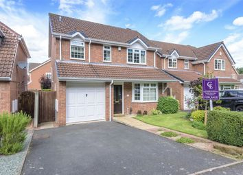 Thumbnail 3 bed detached house for sale in Tee Lake Boulevard, Shawbirch, Telford, Shropshire