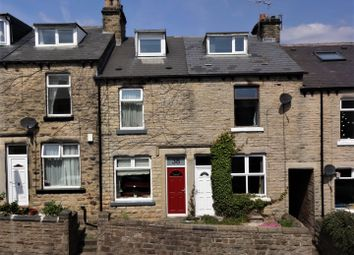 Thumbnail 3 bed terraced house for sale in Coombe Road, Crookes