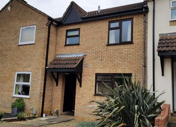 Thumbnail 2 bed terraced house for sale in Linnet, Orton Wistow, Peterborough