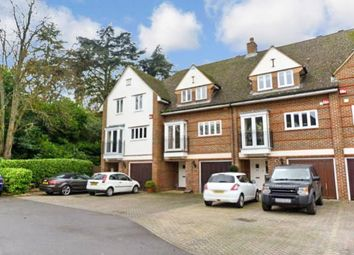 Thumbnail 4 bed terraced house to rent in St Nicholas Crescent, Pyrford, Woking, Surrey