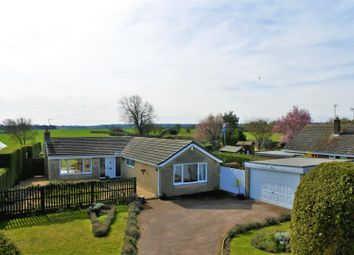 Thumbnail 4 bed detached bungalow for sale in Main Street, Ingoldsby, Grantham