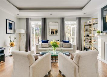 Thumbnail 5 bed end terrace house for sale in Palladian Gardens, Chiswick, London