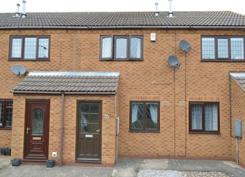 Thumbnail 2 bed terraced house to rent in Rhybas Court, Winterton, Scunthorpe