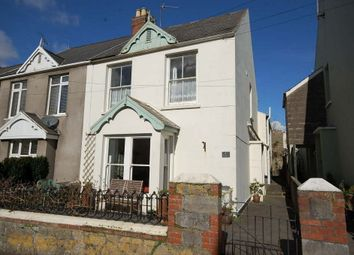 Thumbnail 3 bed semi-detached house for sale in Harding Villas, Tenby, Tenby, Pembrokeshire