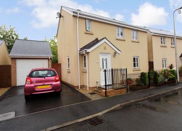Thumbnail 3 bed detached house for sale in Ffordd Cambria, Pontarddulais, Swansea