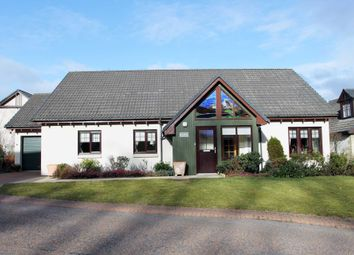 Thumbnail 3 bed bungalow for sale in Grant Place, Firhall, Nairn