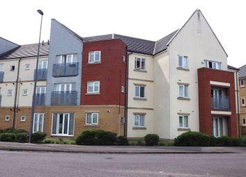 Thumbnail 1 bed flat for sale in Hornbeam Close, Bradley Stoke, Bristol