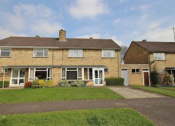 Thumbnail 4 bed semi-detached house for sale in Appleford Drive, Abingdon-On-Thames
