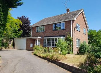 Thumbnail 4 bed detached house for sale in Dersingham, Kings Lynn, Norfolk