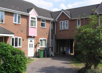 Thumbnail 1 bed terraced house to rent in Aldrich Way, Diss