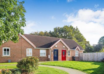 Thumbnail 1 bed bungalow for sale in St Davids Court, Ewloe, Deeside