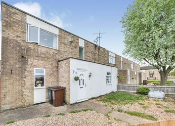 Thumbnail 2 bedroom end terrace house for sale in Denford Road, Corby