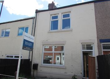 Thumbnail 3 bed terraced house to rent in Somerset Street, New Silksworth, Sunderland
