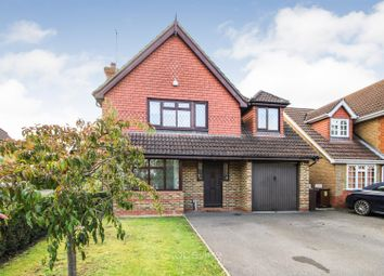 East Park Farm Drive, Charvil, Reading RG10. 4 bed detached house for sale