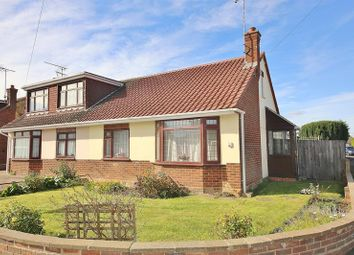Thumbnail 2 bed semi-detached bungalow for sale in Langdon Way, Corringham, Stanford-Le-Hope