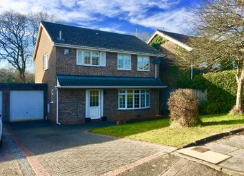 Thumbnail 4 bed property to rent in Ridgeway, Lisvane, Cardiff