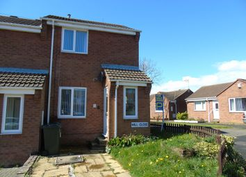 Thumbnail 1 bed terraced house for sale in Mill Close, North Shields