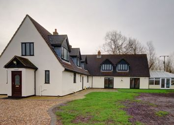6 bed detached house for sale in Twentypence Road, Wilburton, Ely CB6
